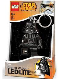 <b>Брелок</b>-<b>фонарик</b> для ключей <b>LEGO Star</b> Wars - Darth Vader (Дарт ...