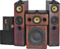 <b>Комплект</b> многоканальной <b>акустики B&W</b> 704 system — богатая ...