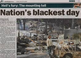 「1983, black saturday in australia」の画像検索結果