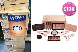 Woman bags herself £100 of <b>Makeup Revolution</b> products for just ...