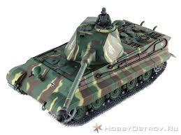 <b>Радиоуправляемый танк Heng Long</b> German King PRO 2.4GHz 1:16