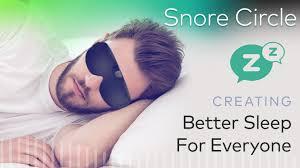 <b>Snore Circle</b> - <b>Smart Anti</b>-Snoring Eye Mask by VVFLY Electronics ...