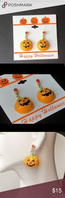 <b>Pumpkin</b> Earrings Color as shown Jewelry Earrings | <b>Halloween</b> ...