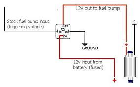 wiring diagram for an electric fuel pump and relay wiring tracking and controlling your car remotely using arduino and on wiring diagram for an electric fuel
