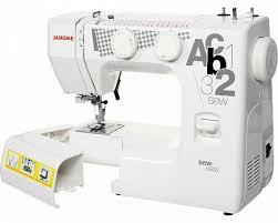 <b>Швейная машина Janome Sew</b> Easy купить по хорошей цене в ...