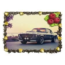 Торт ford <b>mustang</b> shelby gt500 <b>eleanor</b> 1967 #388155 от jendr