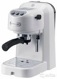 <b>Кофеварка</b> рожковая <b>De'Longhi ec251</b>.<b>w</b> купить в Санкт ...