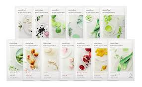 <b>innisfree My Real Squeeze</b> Mask ingredients (Explained)