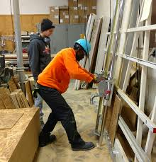 keystone adams and associates inc a job corps company the construction students at the keystone job corps center witnessed the tricks of their trade during the center s annual groundhog job shadow day event on