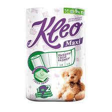 <b>Полотенца бумажные Kleo Decor</b> 1 рулон (С168) | ООО Тетра