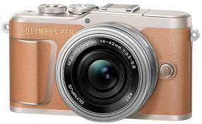 Купить <b>фотоаппарат Olympus E</b>-<b>PL9</b> kit 14-42 EZ brown в Москве ...