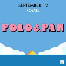 <b>Polo</b> & <b>Pan</b> - <b>Caravelle</b> World Tour - Royale Boston