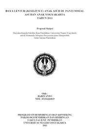 kumpulan proposal tesis kualitatif Scribd