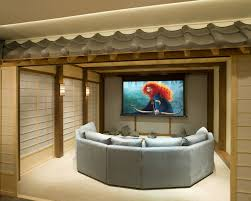 themed family rooms interior home theater: japanese theme theater electronic house