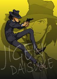 Daisuke Jigen - JIGENDAISUKE