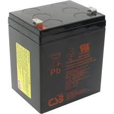 <b>Аккумулятор для ИБП</b> 12V 5Ah <b>CSB</b> HR 1221W F2 — купить, цена ...