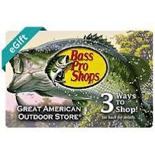 Gift Cards & eGift Cards | Bass Pro Shops