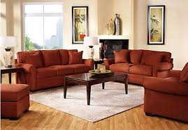 living room decor sle images orange furniture burnt orange living room furniture