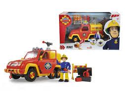 <b>Пожарный Сэм</b>, <b>Машина</b> со звуком и функцией воды, 19 см и ...