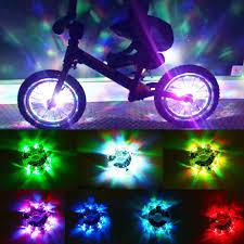 <b>Bicycle</b> Tire <b>Lights</b> 20 LED Waterproof Mountain <b>Bike</b> Wheel <b>Light</b> ...
