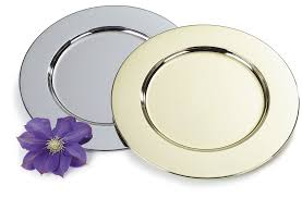 charger plates decorative:  charger plates