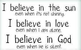 Believe in God quotes quote god religious quotes faith pray ...