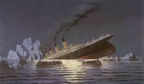 Terkuak Penyebab Tenggelamnnya Kapal Titanic