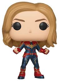 Фигурка Funko POP! Captain <b>Marvel</b> - Капитан <b>Марвел</b> 36341 ...