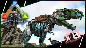 Easy <b>180</b> Tek <b>Rex</b> Tame! :: Let's Play ARK: Survival Evolved :: E07 ...
