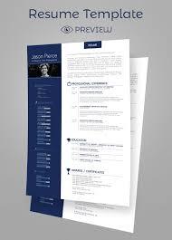 simple premium resume cv design cover letter template 4 psd resume design cover letter templates icons 5 4