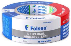 <b>Клейкая лента</b> универсальная <b>Folsen</b> 51064850, <b>48 мм</b> x 50 м ...