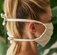 Washable & Reusable Organic <b>Cotton</b> Face <b>Masks</b> | Avocado Green ...