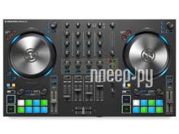 <b>MIDI</b>-<b>контроллер Native Instruments Traktor</b> Kontrol S3