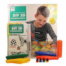 <b>3D Magic</b> Glue (4-е ручки в <b>наборе</b>) купить <b>набор</b> для творчества ...