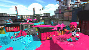 <b>Nintendo's</b> excellent shooter <b>Splatoon</b> is even better on the Switch ...