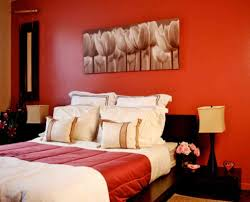 red wall paint black bed:  adorable red bedroom chair for bedroom decoration design ideas agreeable image of red bedroom decoration