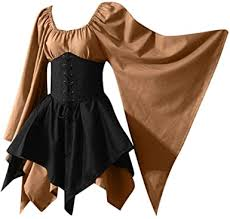 Junjie Halloween Women's Dress,<b>Halloween Women's Medieval</b> ...