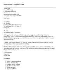 Reference Letter Adjunct Faculty   Cover Letter Templates insurancecars us   Worksheet Collection    Adjunct Professor Cover Letter   Job and Resume Template   adjunct professor resume