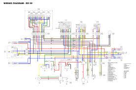 yamaha sr 125 engine diagram yamaha wiring diagrams online