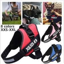 New Dog Outdoor Walking Traction Vest Pet Chest Strap ... - Vova