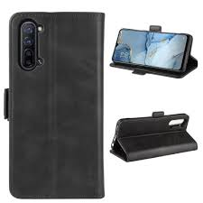 <b>CHUMDIY Flip</b> Case for OPPO Reno 3 <b>PU Leather</b> Wallet Phone ...