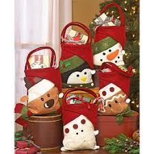 Creative Five Style Christmas Gift Bag Candy Holders Merry ... - Vova