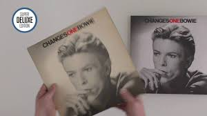 <b>David Bowie</b> / <b>CHANGESONEBOWIE</b> reissue