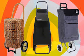 Best <b>shopping trolleys</b>: <b>bags</b> and baskets with wheels to make ...
