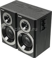 Купить <b>Колонки SVEN SPS</b>-<b>619</b>, 2.0, черный в интернет-магазине ...