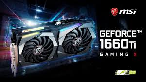 Обзор <b>видеокарты MSI GeForce GTX</b> 1660 Ti Gaming X 6GB ...