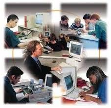 Capacitación en el puesto de trabajo y multimedia interactiva