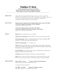 resume openoffice template machinist resume objective