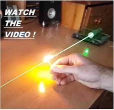 <b>AAA Super Powerful</b> 50W 500000m 532nm Green Laser Pointer ...