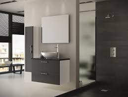 f contemporary black and white floating vanity cabinet for small bathrooms inspiration with ceramic vessel bowl using brushed nickel faucet and alluring alluring bathroom sink vanity cabinet